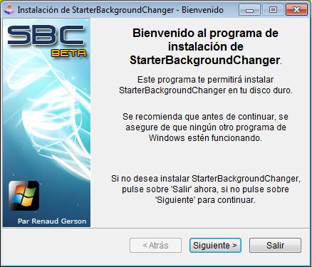 Windows 7 starter no deja cambiar fondo blog lastviper - Como cambiar fondo de escritorio windows 7 starter ...